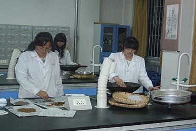 安顺市卫生学校-中药制药技术专业