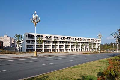 毕节卫生学校-宿舍楼