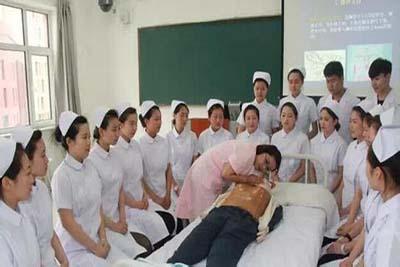 毕节卫生学校-护理专业