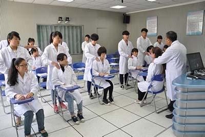 毕节医学高等专科学校-针灸推拿专业