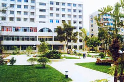 贵阳中医学院时珍学院-教学大楼