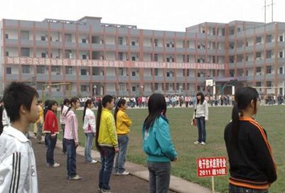 贵州省神农中医药职业学校学生活动