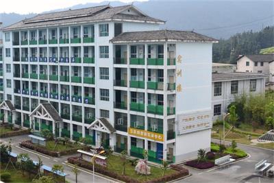 黎平县中等职业学校实训楼