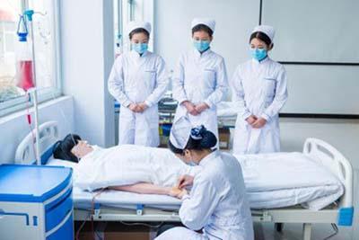 六盘水卫生学校-护理专业