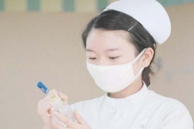 贵州六盘水职业技术学院-护理专业