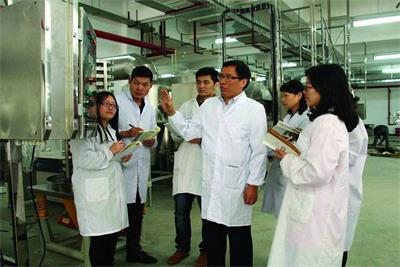 农产品加工与质量检测专业