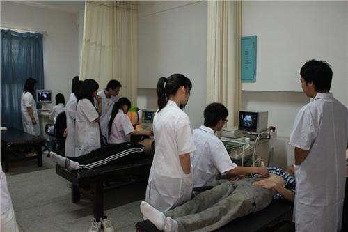 医学影像技术实际操作训练
