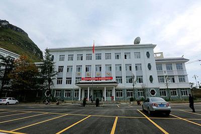 安顺市民族中等职业学校-校园环境